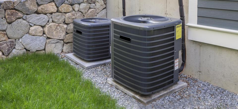 We install only the best in heating and air units in the best brands including Trane.